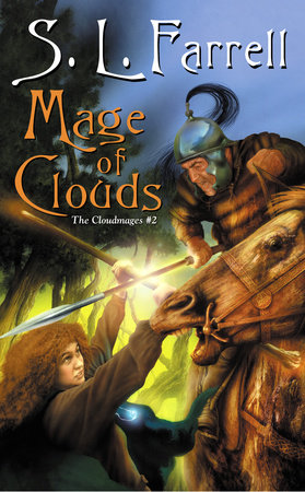 Mage Of Clouds by S. L. Farrell