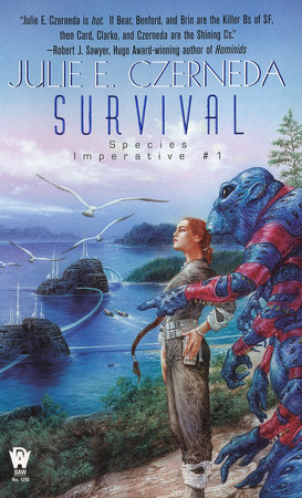The cover of the book Survival