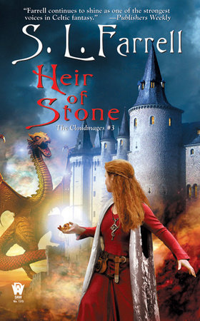 Heir of Stone (The Cloudmages #3) by S. L. Farrell