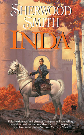 Inda by Sherwood Smith