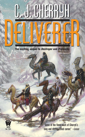Deliverer by C. J. Cherryh