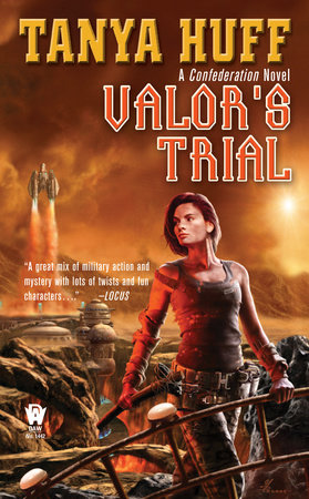 Valor's Trial by Tanya Huff