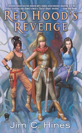 Red Hood's Revenge by Jim C. Hines