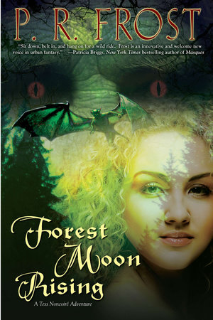 Forest Moon Rising by P. R. Frost