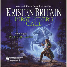 First Rider's Call Cover