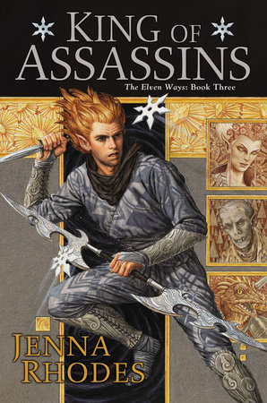 King of Assassins by Jenna Rhodes