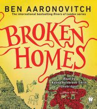 Broken Homes Cover