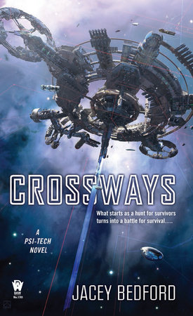 Crossways by Jacey Bedford
