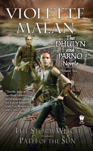 The Dhulyn and Parno Novels: Volume Two