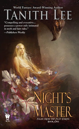 The cover of the book Night's Master