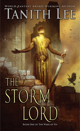 The Storm Lord by Tanith Lee