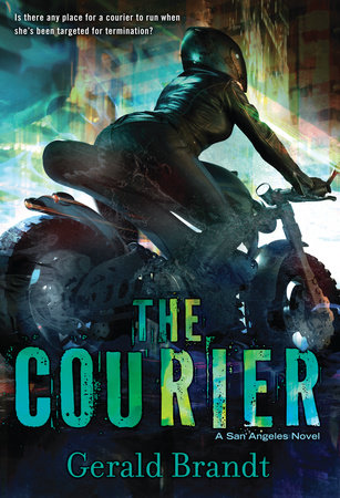 The Courier by Gerald Brandt