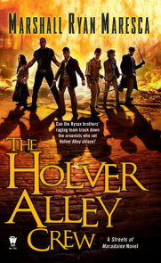 The Holver Alley Crew