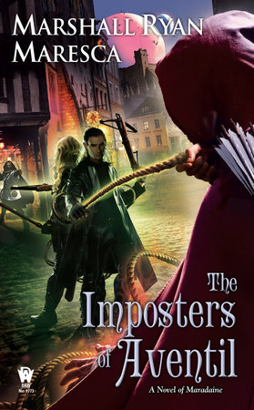 The Imposters of Aventil by Marshall Ryan Maresca