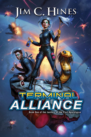 Terminal Alliance by Jim C. Hines