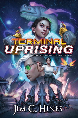 Terminal Uprising by Jim C. Hines