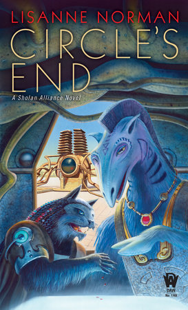 Circle's End by Lisanne Norman