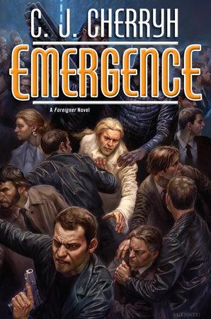 Emergence by C. J. Cherryh