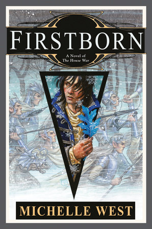 Firstborn by Michelle West