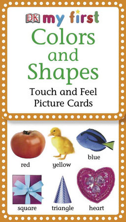 My First Touch  &  Feel Picture Cards: Colors  &  Shapes