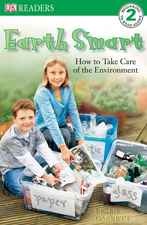 DK Readers L2: Earth Smart