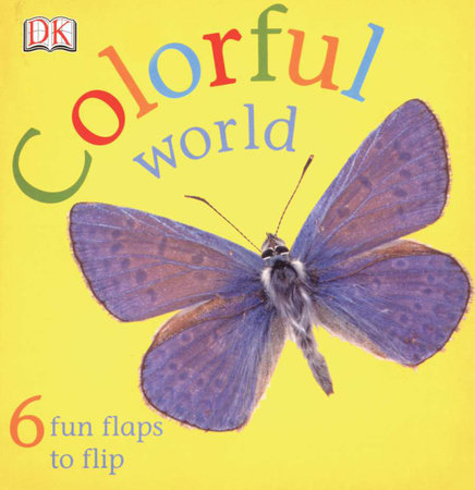 Colorful World by DK Publishing