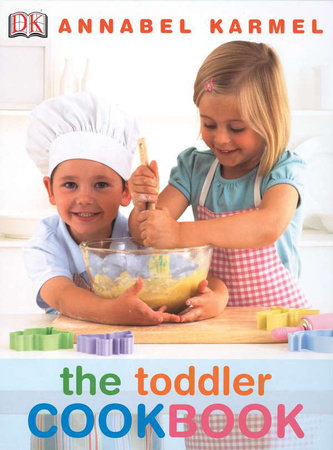 The Toddler Cookbook by Annabel Karmel