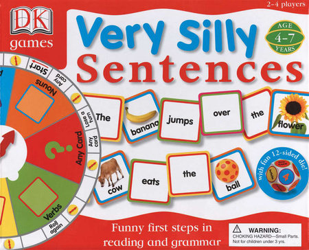 Very Silly Sentences by DK Publishing