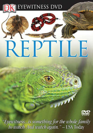 Eyewitness DVD: Reptile by Martin Sheen