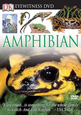 Eyewitness DVD: Amphibian