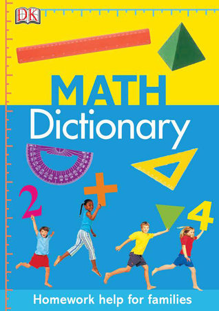 Math Dictionary by Carol Vorderman