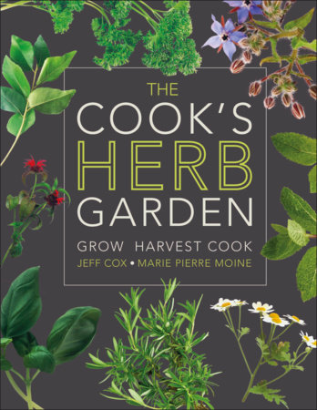 The Cook's Herb Garden by DK