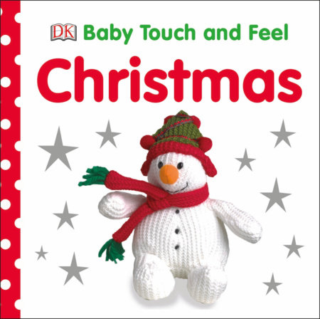 Baby Touch and Feel: Christmas by DK