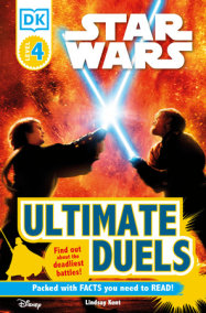 DK Readers L4: Star Wars: Ultimate Duels