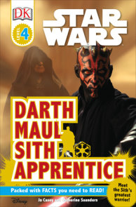 DK Readers L4: Star Wars: Darth Maul, Sith Apprentice