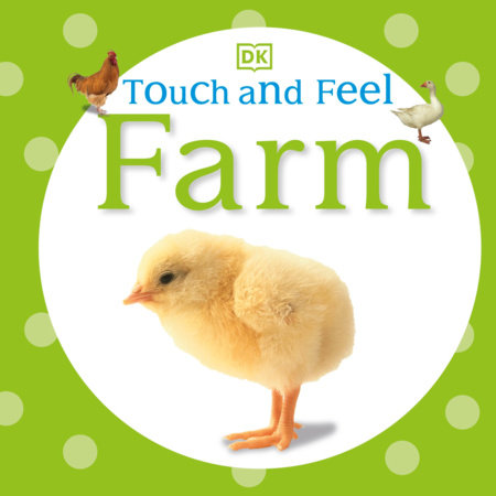 Touch and Feel: Farm by DK Publishing