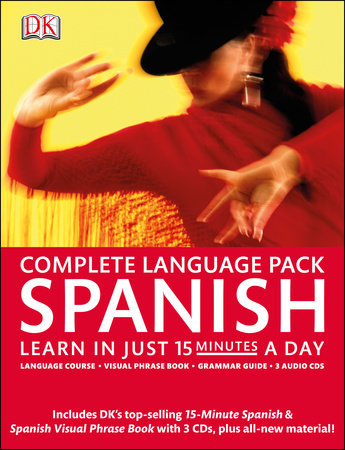 Complete Spanish Pack by DK Publishing