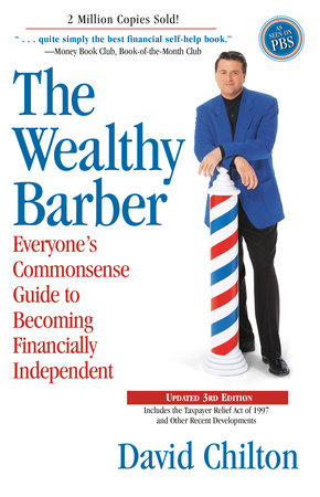 The Wealthy Barber, Updated 3rd Edition by David Chilton