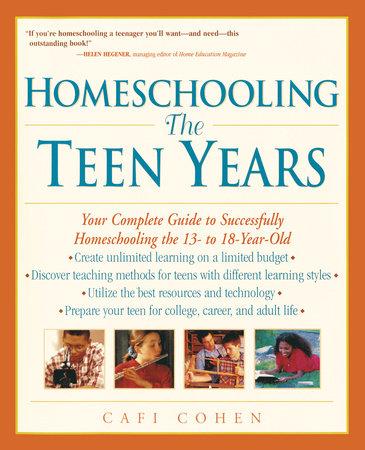 Homeschooling: The Teen Years