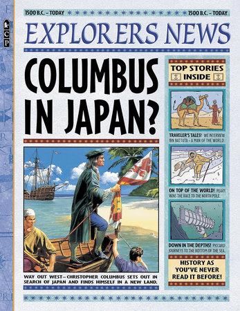 History News: Explorers News by Michael Johnstone