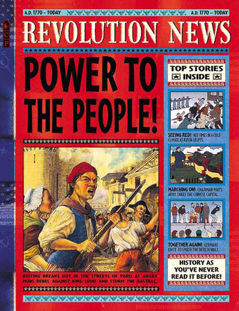 History News: Revolution News by Christopher Maynard
