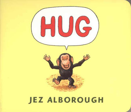 Hug by Jez Alborough