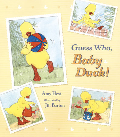 Guess Who, Baby Duck! by Amy Hest