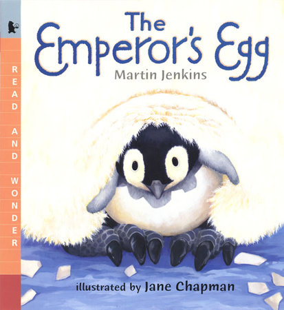 The Emperor's Egg Big Book by Martin Jenkins