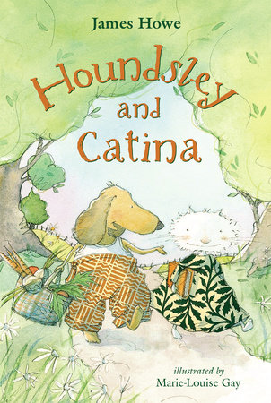 Houndsley and Catina by James Howe