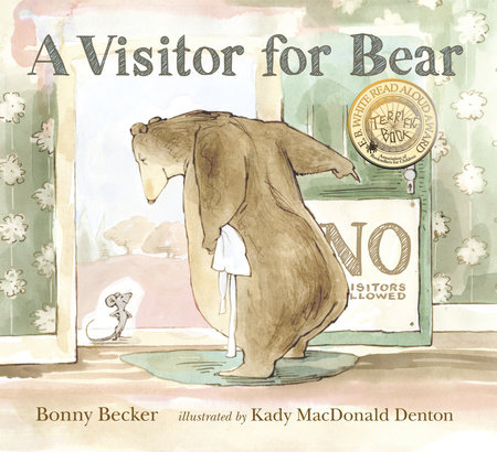 A Visitor for Bear by Bonny Becker