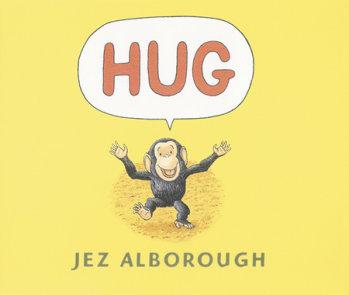 Hug Lap-Size Board Book