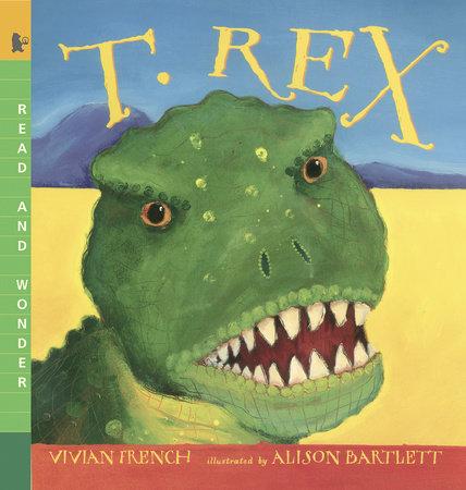 T. Rex by Vivian French