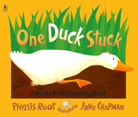 One Duck Stuck Big Book