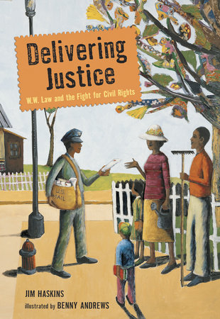 Delivering Justice by Jim Haskins